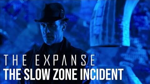 The Expanse - The Slow Zone Incident & Holden's Vision