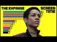THE EXPANSE Characters Screen Time SEASON 5