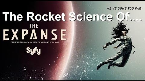 The Rocket Science of 'The Expanse'