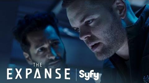 THE EXPANSE Inside the Expanse Season 2, Episode 8 Syfy