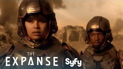 THE EXPANSE 360º Video Battle on Mars in Virtual Reality Syfy