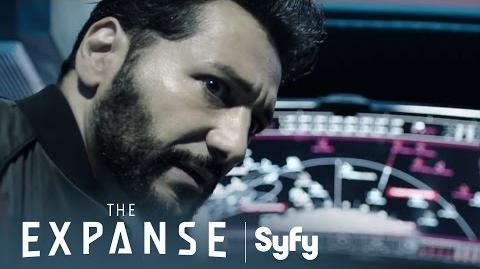 THE EXPANSE Season 2, Episode 10 'So Lonesome I Could Cry' Syfy