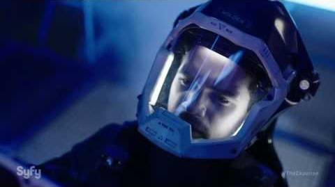 The Expanse Scene - Best Space battle I ever seen