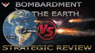 Expanse Installment Bombardment of the Earth Strategic Review