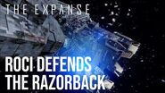 The Expanse - The Roci Defends the Razorback HD