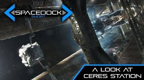 The Expanse A Look at Ceres Station - Spacedock Short