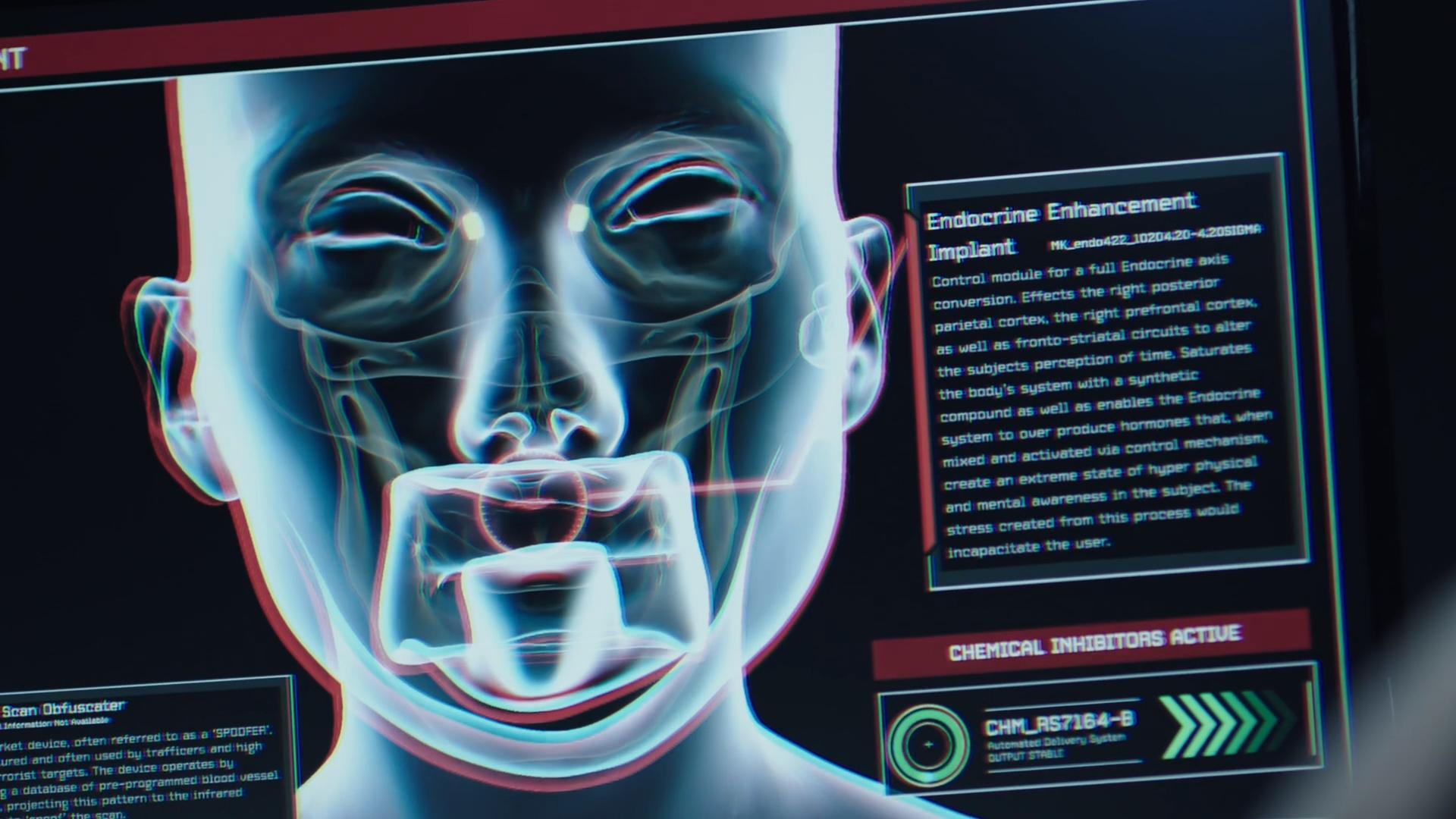 Endocrine Enhancement Implant