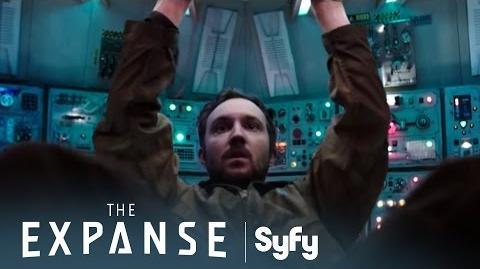 THE EXPANSE Inside the Expanse Season 2, Episode 6 Syfy