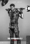 The Expendables 3 Smilee poster