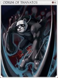 Odium of Thanatos Card.png