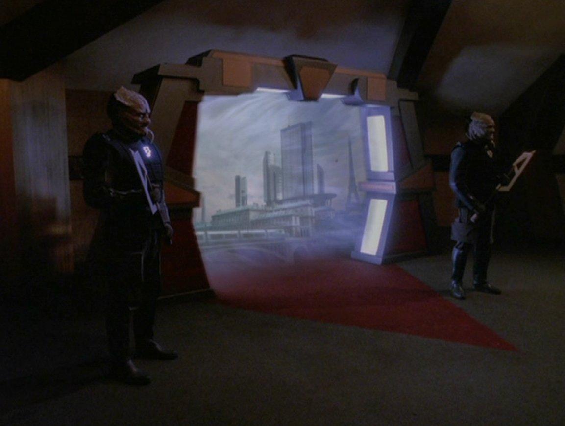 To the Death   Explaining errors in Star Trek Wiki   Fandom