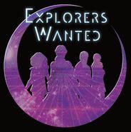 Explorers Wanted Logo