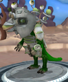Isk Imperial Overlord Spore
