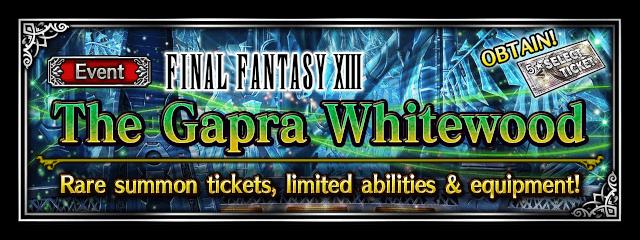 The Gapra Whitewood