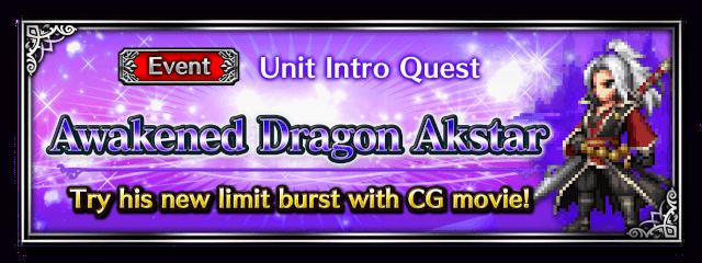 Awakened Dragon Akstar