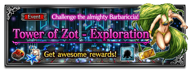Tower of Zot - Exploration