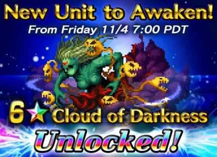 Cloud of Darkness Awakening