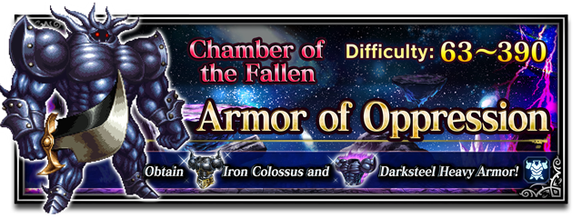 Armor of Oppression - EXT