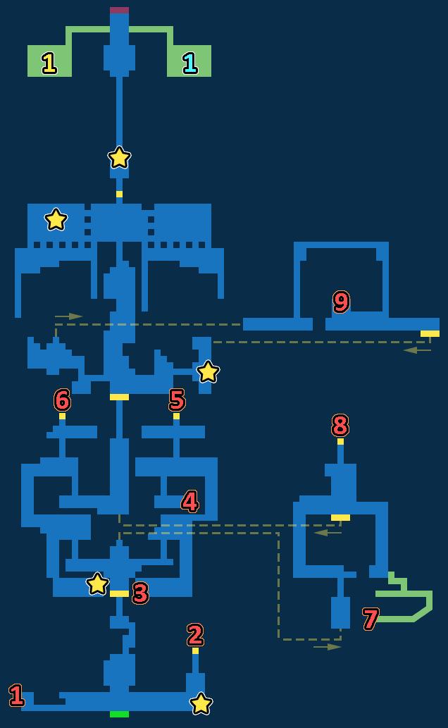 Treasure Map of Wind Shrine