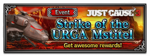 Strike of the URGA Mstitel