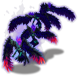 Dark Tetra Sylphid