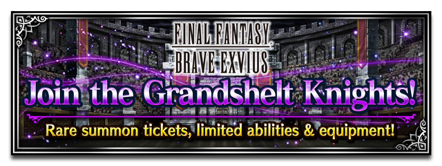 Join the Grandshelt Knights!