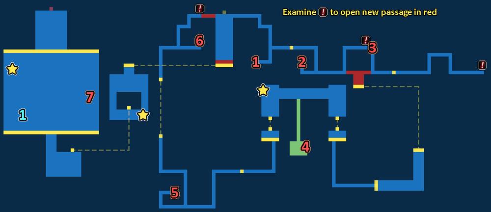 Map of Energy Transfer Station