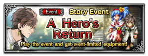 A Hero's Return