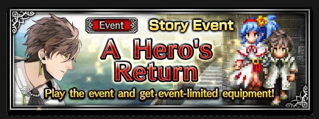 A Hero's Return