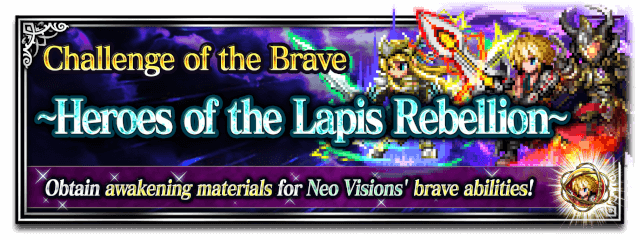Heroes of the Lapis Rebellion