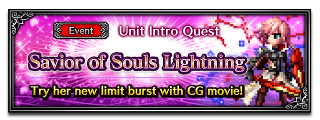 Savior of Souls Lightning