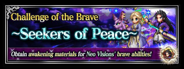 Seekers of Peace