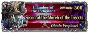 Scorn of the March of the Insects
