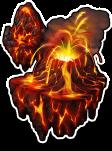 Roaring Volcano