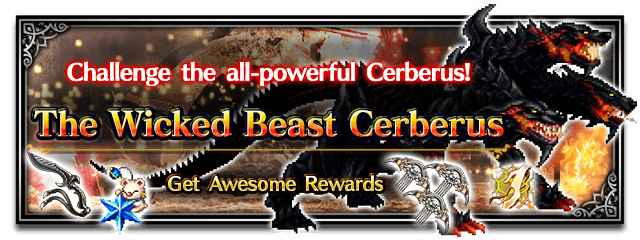 The Wicked Beast Cerberus