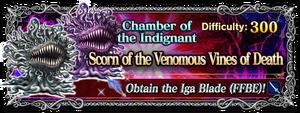 Scorn of the Venomous Vines of Death
