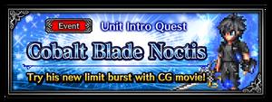 Cobalt Blade Noctis