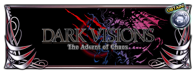 Dark Visions - The Advent of Chaos