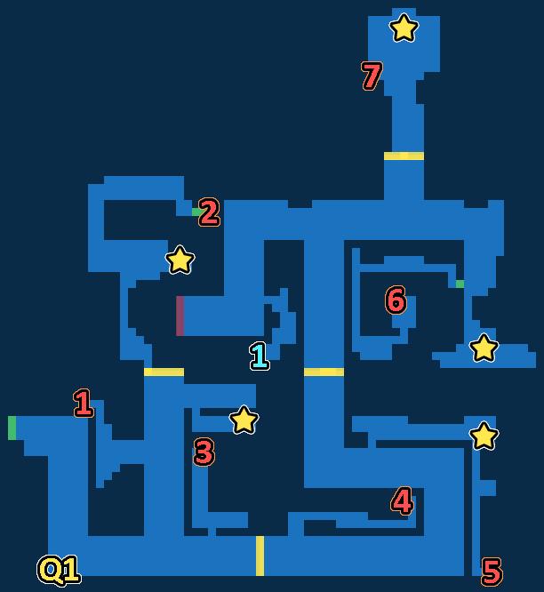 Treasure Map of Societal Ruins