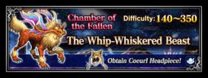 The Whip-Whiskered Beast