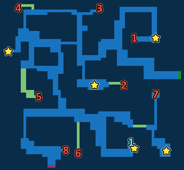 Treasure Map of Scrap Field