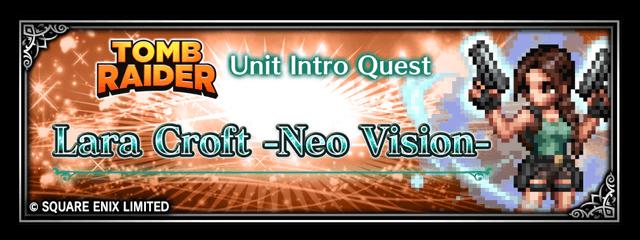 Lara Croft -Neo Vision-
