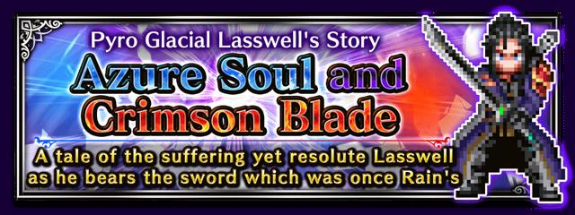 Azure Soul and Crimson Blade