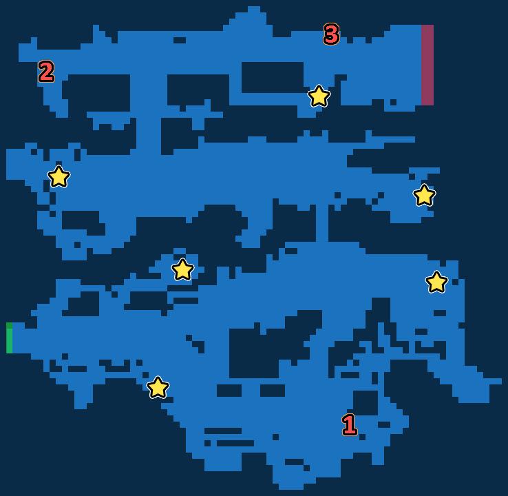 Treasure Map of Nian Beast Challenges