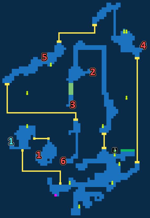 Treasure Map of Ordol Port