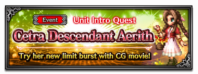 Cetra Descendant Aerith