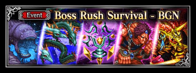 Boss Rush Survival 2