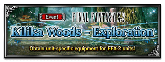 Kilika Woods - Exploration