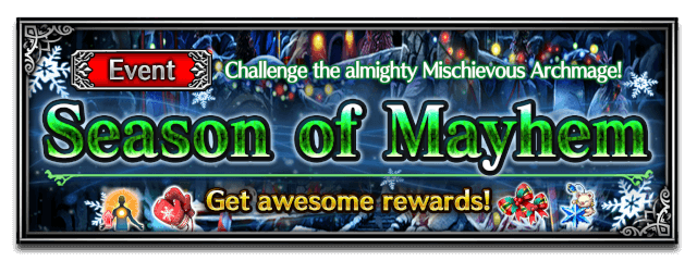 Season of Mayhem