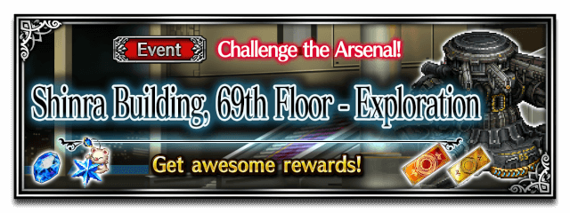 Shinra Building, 69th Floor - Exploration